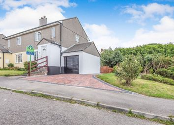 Thumbnail 3 bed semi-detached house to rent in Trethannas Gardens, Praze, Camborne