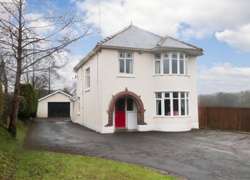 Thumbnail 3 bed detached house for sale in Heol Ddu, Llanelli