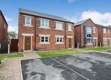 Thumbnail 3 bed semi-detached house for sale in Snowdrop Grove, Warton