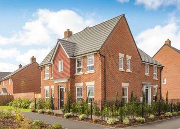 "Thumbnail 3 bed detached house for sale in ""Morpeth"" at Aylesbury Road, Bierton, Aylesbury"
