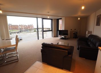 Thumbnail 2 bed flat to rent in Freedom Quay, Hull