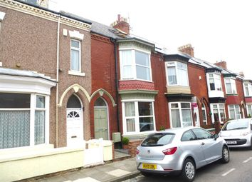 Thumbnail 3 bed terraced house for sale in Lansdowne Road, Hartlepool
