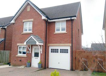 Thumbnail 4 bed detached house for sale in Bloomingdale Drive, Lindsayfield, East Kilbride
