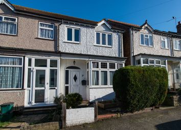 Thumbnail 3 bed semi-detached house for sale in Wallace Crescent, Carshalton