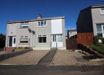 Thumbnail 2 bed semi-detached house for sale in Murray Place, Kilmarnock, Ayrshire