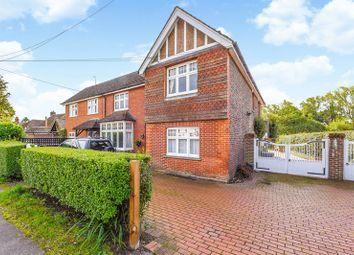 Thumbnail 4 bed detached house to rent in The Street, Charlwood, Horley