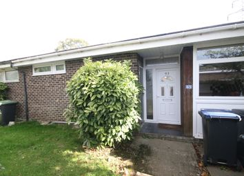 Thumbnail 2 bed terraced bungalow to rent in Ulcombe Gardens, Canterbury