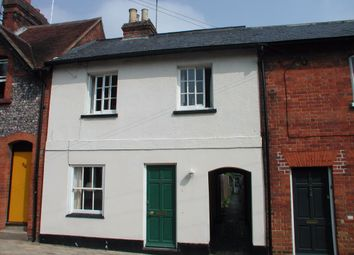 Thumbnail 2 bed end terrace house to rent in West Street, Henley-On-Thames, Oxfordshire