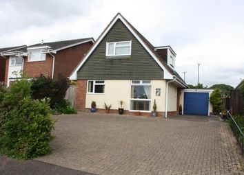 Thumbnail 2 bedroom detached bungalow for sale in Chineway Gardens, Ottery St. Mary