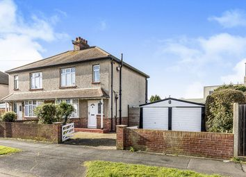 Thumbnail 3 bed semi-detached house for sale in Elm Park Road, Havant