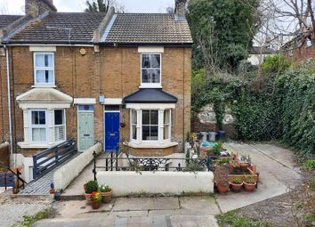 Thumbnail End terrace house for sale in Springfield Terrace, Chatham