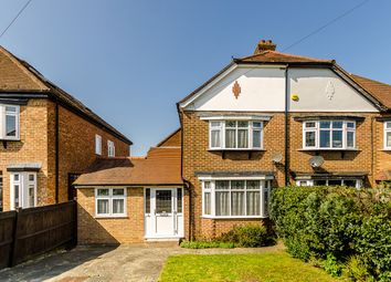 Thumbnail 3 bed semi-detached house for sale in Hambro Avenue, Bromley