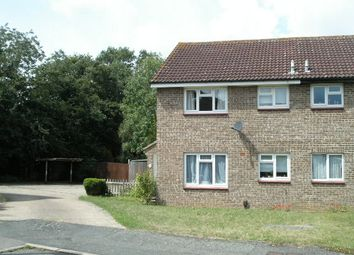 Thumbnail 1 bed end terrace house to rent in Tay Close, Lordswood