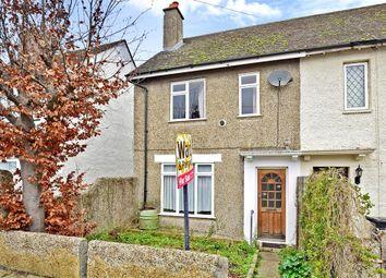 Thumbnail 3 bed end terrace house for sale in Preston Road, Northfleet, Gravesend, Kent