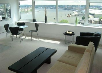 Thumbnail 2 bed flat to rent in Aragon Tower, London