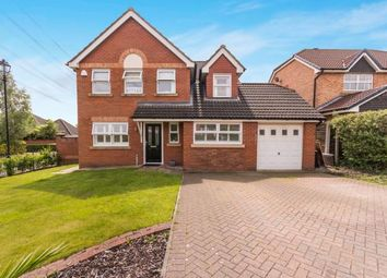 Thumbnail 5 bed detached house for sale in Lady Richeld Close, Runcorn, Cheshire
