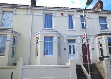Thumbnail 2 bed terraced house for sale in South Milton Street, Cattedown, Plymouth