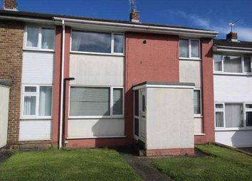 Thumbnail 2 bed terraced house for sale in Thornley Avenue, Mayfield Dale, Cramlington