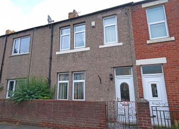 Thumbnail 3 bed terraced house for sale in Main Street, Red Row, Morpeth