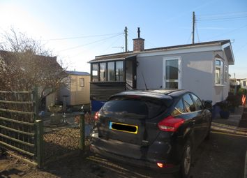 Thumbnail 2 bedroom mobile/park home for sale in Hutton Park, Hutton Moor Lane, Weston Super Mare, North Somerset
