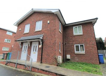Thumbnail 4 bed semi-detached house to rent in Royle Green Road, Northenden