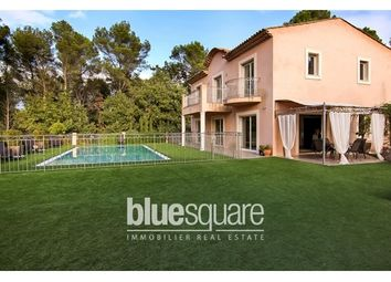 Thumbnail 4 bed property for sale in 06650, Opio, Fr