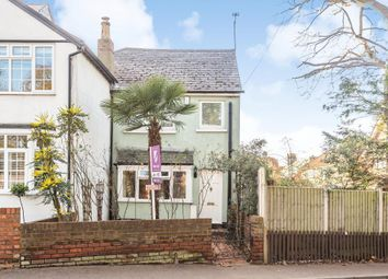 Waltham Road, Twyford, Reading RG10. 3 bed end terrace house for sale