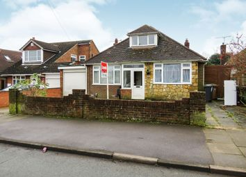 3 bed detached bungalow for sale in Dahlia Close, Ashcroft Road, Luton LU2