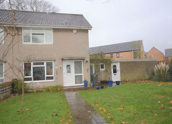 Thumbnail 2 bed end terrace house for sale in Trebanog Crescent, Rumney, Cardiff.