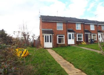 Thumbnail 2 bed end terrace house for sale in Lomond Drive, Leighton Buzzard, Bedfordshire