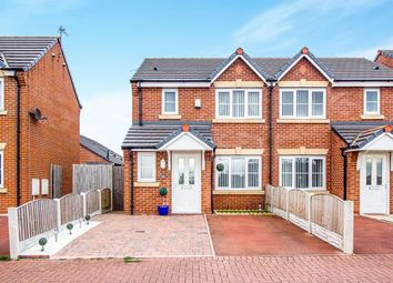 Thumbnail 2 bed semi-detached house for sale in Librex Close, Bootle