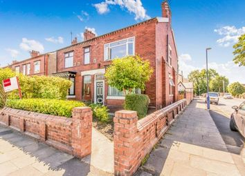 Thumbnail 4 bed semi-detached house for sale in Manchester Road, Denton, Manchester, Greater Manchester