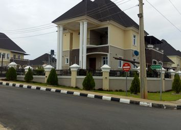 Thumbnail 5 bed detached house for sale in 5 Bedroom Detached Duplex With Bq, Airport Road Abuja, Nigeria