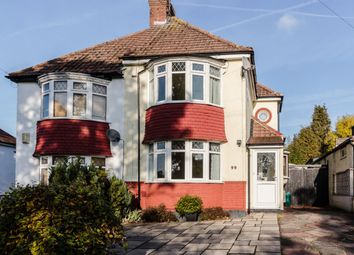 Thumbnail 2 bed semi-detached house for sale in Layhams Road, West Wickham, London