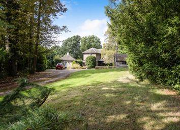 Thumbnail 3 bed detached house for sale in Knott Park, Oxshott, Surrey