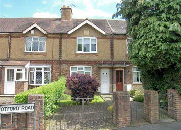 Thumbnail 2 bedroom terraced house for sale in Otford Road, Sevenoaks