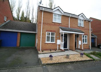 Thumbnail 2 bed semi-detached house for sale in Penshurst Way, Nuneaton