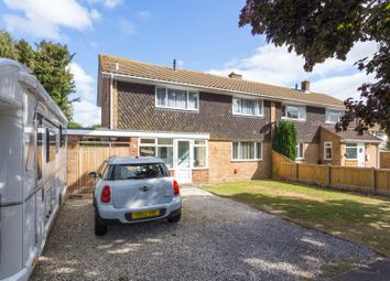 Thumbnail 3 bed semi-detached house for sale in York & Albany Close, Walmer, Deal