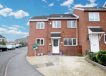 Thumbnail 4 bed end terrace house for sale in Meadow Close, Kingsbury, Tamworth