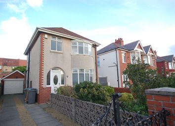 Thumbnail 3 bedroom detached house for sale in Sandhills Avenue, Blackpool