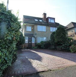 Thumbnail 3 bed semi-detached house for sale in St. Wilfrids Road, Barnet