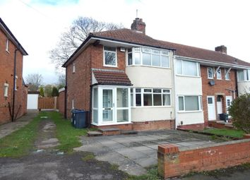 Thumbnail 2 bed semi-detached house for sale in Nuthurst Road, Longbridge, Birmingham