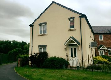 Thumbnail 2 bed flat to rent in Chesterfield Road, Lichfield