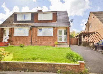 Thumbnail 2 bed semi-detached bungalow for sale in Radnor Close, Oswaldtwistle, Lancashire