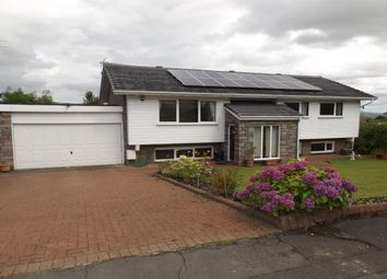 Thumbnail 4 bedroom property to rent in Montrose Drive, Bearsden, Glasgow