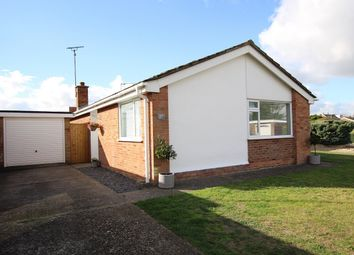 Thumbnail 3 bed bungalow for sale in Leggatt Drive, Bramford, Ipswich, Suffolk