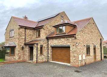 Thumbnail 5 bed detached house for sale in Stockton Road, Thirsk