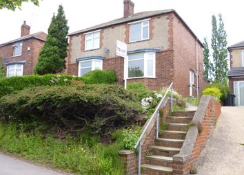 Thumbnail 2 bed semi-detached house to rent in Pleasley Road, Whiston