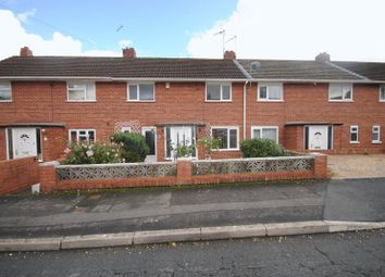 Thumbnail Terraced house for sale in Brookway, Exeter