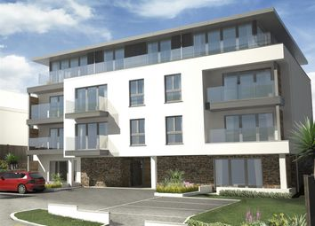 Thumbnail 3 bed flat for sale in Fistral House, Esplanade Road, Newquay